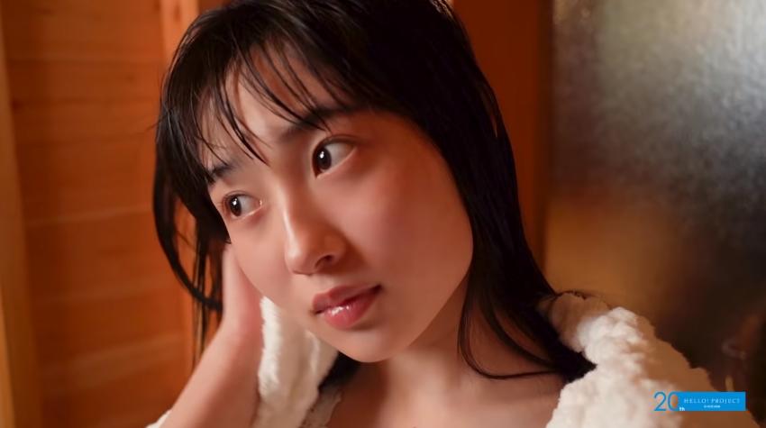 梁川奈々美 Blu-ray「わたしのあしおと」ダイジェスト10