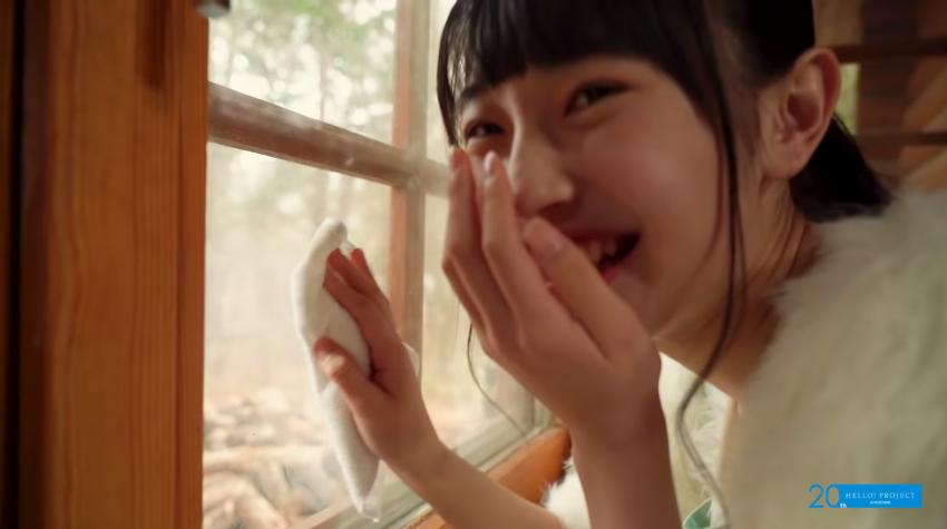 梁川奈々美 Blu-ray「わたしのあしおと」ダイジェスト06