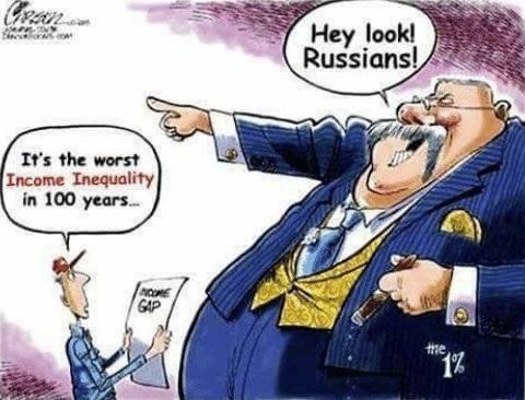 外国に矛先をずらす外来独裁者の欺瞞