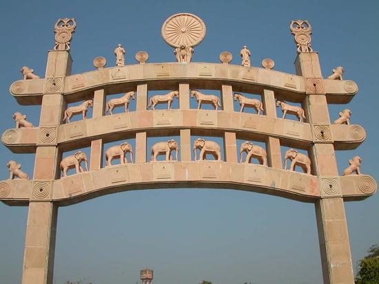 サンチーの門