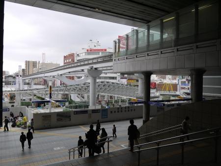 JR小倉駅南口(1)