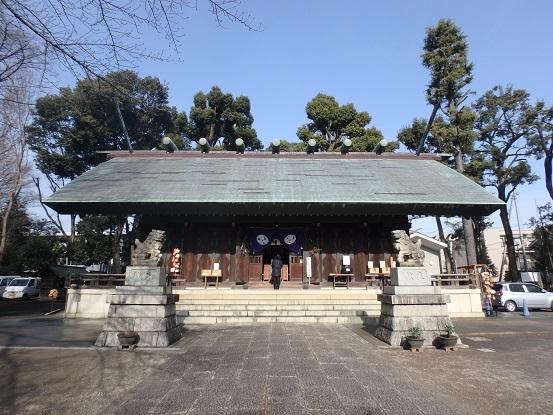 所澤神明社 4
