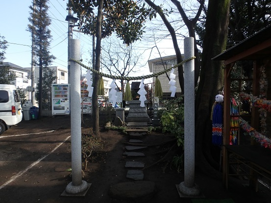所澤神明社 5