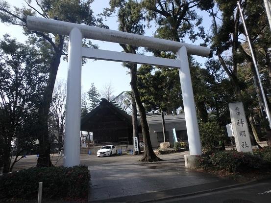 所澤神明社 7
