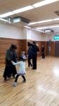 2019年2月の初心者講習会カシオペアダンススポーツ01