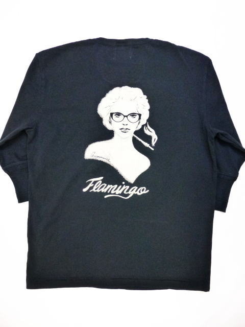 GANGSTERVILLE VIRGINIA-H/S HENRY NECK T-SHIRTS
