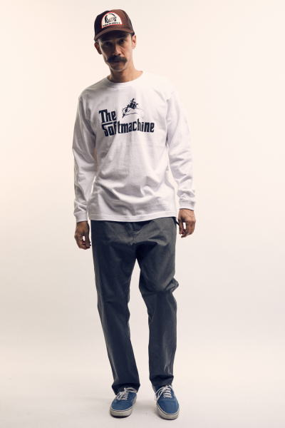 SOFTMACHINE GOD L/S BIVOUAC PANTS WILLIAM CAP