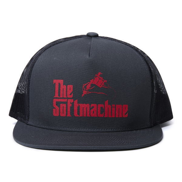 SOFTMACHINE GOD MESH CAP