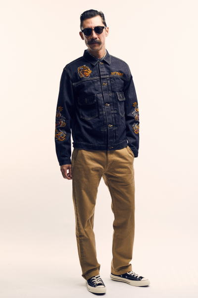SOFTMACHINE TERRITORY DENIM JK MONDAY SHIRTS GENERAL PANTS MASTER GLASS