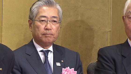 JOC竹田会長の訴追に向け手続き 東京五輪招致めぐり仏当局