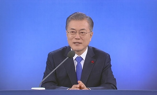 5これはもうゲーム・オーバーだ! 文大統領会見で日韓は新たなフェーズに