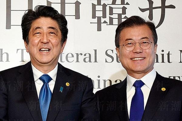 安倍晋三首相と文在寅大統領【柳興洙(ユ・フンス)という元駐日大使】「日韓は互いにコンプレックスを抱いてる。韓国は『現代に日本に植民地にされた』こと。日本は『古代に朝鮮の方が先進国だった』こと」