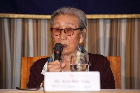 韓国の元「慰安婦」が東京で会見、今も是正を求める