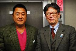 西村幸祐さんも、民主党と警察による「言論・思想の弾圧」と「沈黙するマスメディア」についてラジオで批判した。
