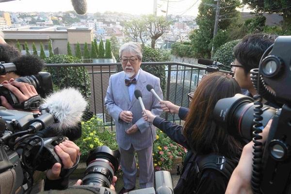 沢田研二が自ら中止の理由を説明「客席が埋まらなかったから」「ファンに申し訳ない」と謝罪