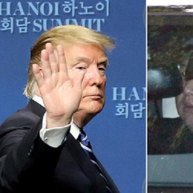 米朝首脳、合意できず=非核化と制裁解除で溝 交渉の行方不透明に 時事通信 2019.2.28(木)