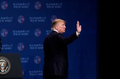 トランプ氏、米中協議で「物別れあり得る」、北朝鮮協議