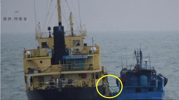 韓国、北朝鮮に原油瀬取り販売か 海自が発見し日本政府が抗議するも韓国政府は完全無視
