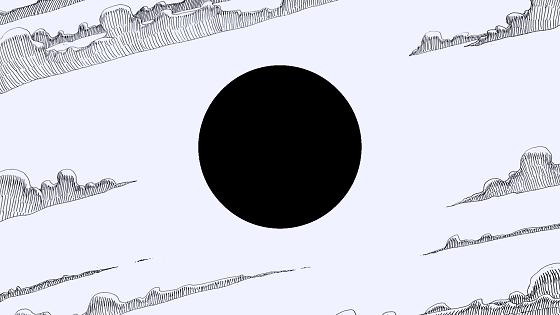 2018年10月22日に公開されたBTS(防弾少年団)のRM自作のミックステープmono.の一曲【Foreve Rain】のMVには【黒い雨、黒い日の丸、爆弾炸裂、奇形の顔】などのシーンが次々と出てくる!