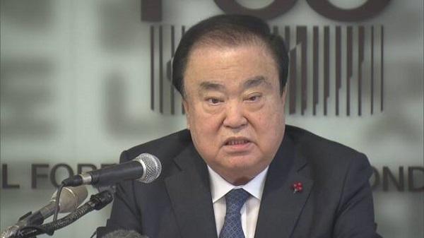 慰安婦問題、安倍首相の「謝罪で解決する」 韓国議長