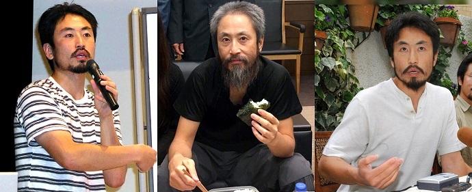 「安田純平さんは、長い監禁生活でかなり痩せ、体力も落ちている」 安田純平さん「拘束される前と今とでは身体が全然違う」「非常に疲れやすくなった」