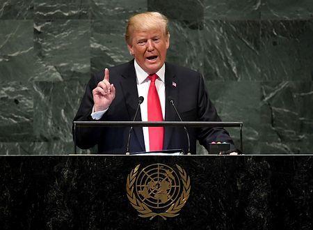 トランプ氏、「米国第一」外交の強硬化も=日本など同盟国にも影響―米中間選挙