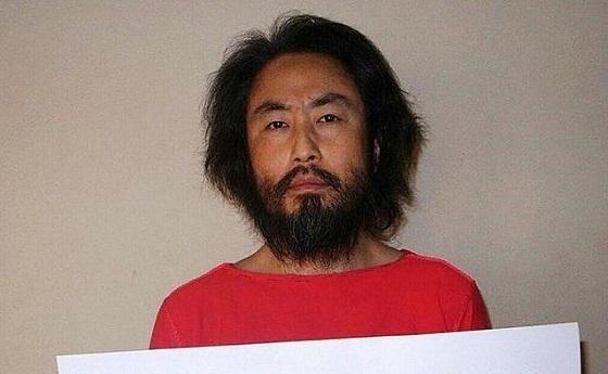 「今すぐ助けてください」安田純平さんとみられる男性が訴える1年後には早くも太っていた