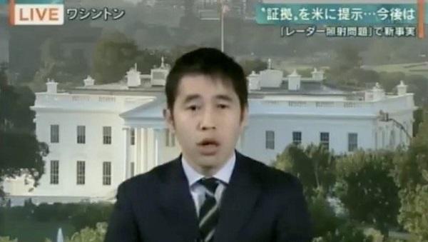 テレ朝「日韓の応酬が広がり傷口が広がるならアメリカが仲裁に乗り出す可能性もある。その場合は日本と韓国のどちらにも恥をかかせないように水面下で処理する」