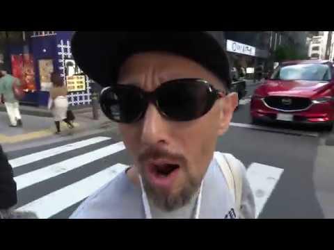 韓国に怒りを!『日韓断交』 国民大行進 in 銀座(1)2018.11.10