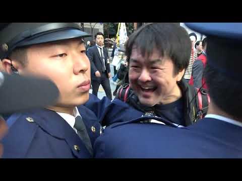 韓国に怒りを!『日韓断交』 国民大行進 in 銀座(2)