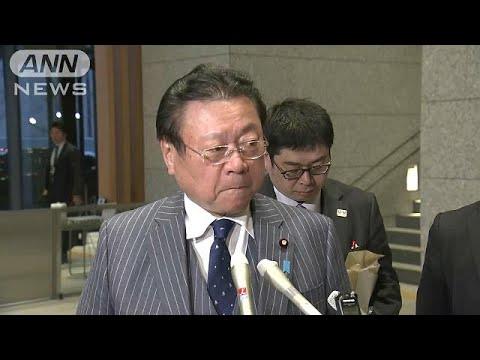 【報ステ】桜田五輪大臣 がっかり発言を謝罪・撤回(19.02.13)