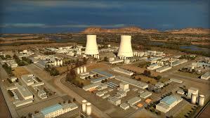 「寧辺の核施設」2007年には既に老朽化してゴミ施設としてしか役に立っていない