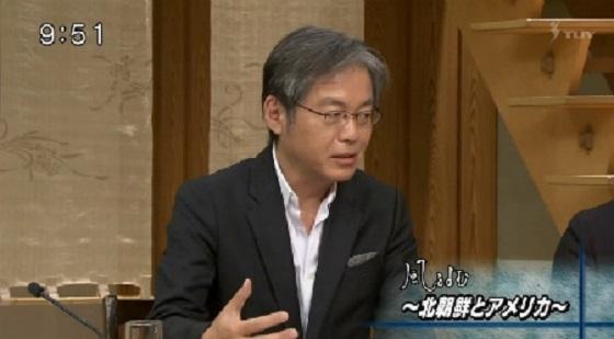 青木理「米朝の対立も分断も、日本は歴史的な責任を逃れられない!その歴史を考えた時に北朝鮮と対峙してるだけじゃなくて平和のために努力しろ!」