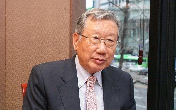 柳興洙(ユ・フンス)という元駐日大使
