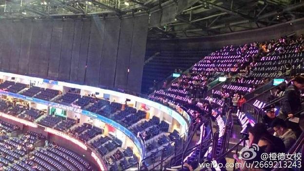 【韓流w】マスコミ「防弾少年団のNYスタジアム公演、チケット1時間で完売!」→超絶ガラガラ写真が流出wwwwwww