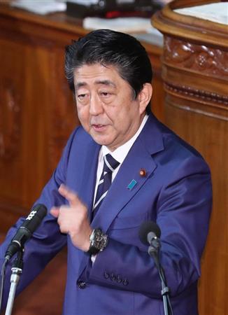 安倍晋三首相「移民政策をとることは考えていない」 衆院代表質問