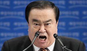 韓国与党・最高委員「文喜相議長が日本に謝罪しろ? 盗っ人猛々しい!」 安倍首相や日本政府を批判