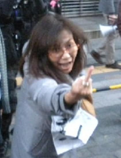 香山リカの講演中止・「日の丸の服着ていく」と京都府南丹市に妨害電話?言論弾圧常習犯が被害者ヅラ