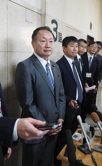 山田宏防衛政務官が反論 レーダー照射で韓国の「低空飛行」謝罪要求に
