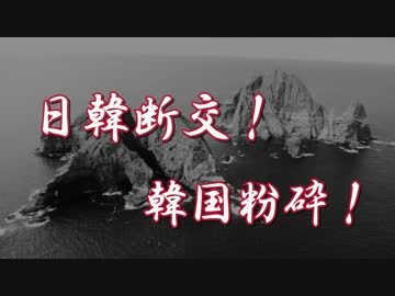 さらば韓国!2.17日韓国交断絶宣言国民大行進in帝都