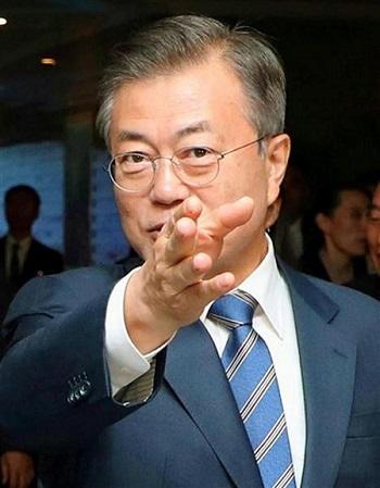 文大統領の面目丸つぶれ!? 米韓首脳会談…米は「略式」と主張も、韓国は「正式」と反論