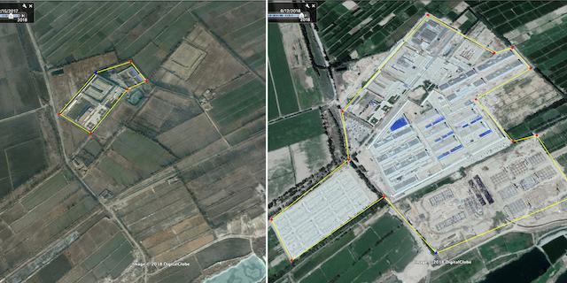 中国政府、ウイグル族収容施設の存在認める 「幸福度高まった」と主張