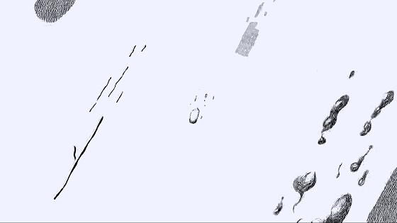 2018年10月22日公開されたBTS(防弾少年団)のRM自作のミックステープmono.の一曲 Foreve RainのMVで黒い雨や日の丸のような描写!爆弾炸裂、黒い雨に日の丸、奇形の顔