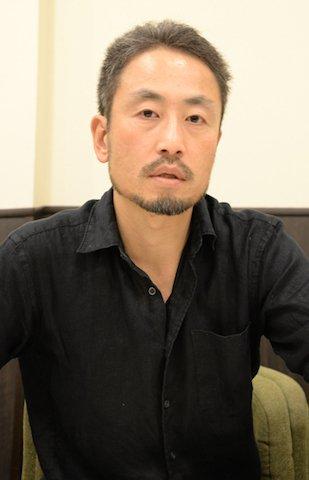 拘束前の痩せていた安田純平は、フリージャーナリスト。