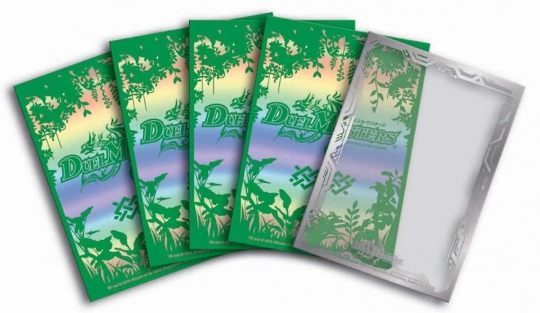 カードプロテクト 自然文明!!