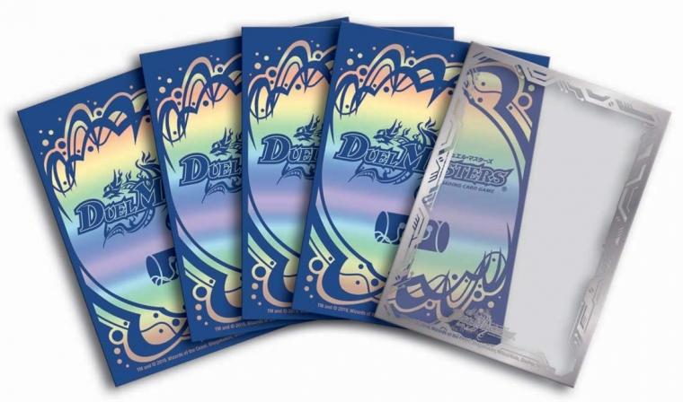 カードプロテクト 水文明!!
