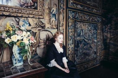 『女王陛下のお気に入り』 実際の宮殿で撮影された映像はそれだけで見もの。