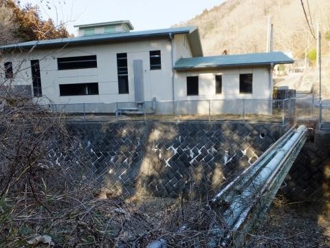 大久和排水処理施設