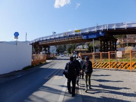 大山道・県道611号線