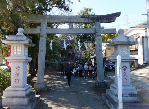 日々田神社